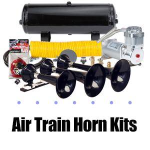 Air Train Horns