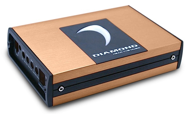 Diamond Audio 4 Channel Amp (Micro 4)