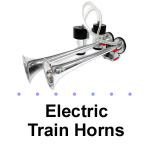 Electric Train Horns