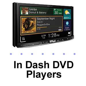 In-Dash DVD Players