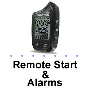 Remote Start & Alarms