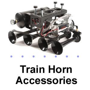 Train Horn Accessories
