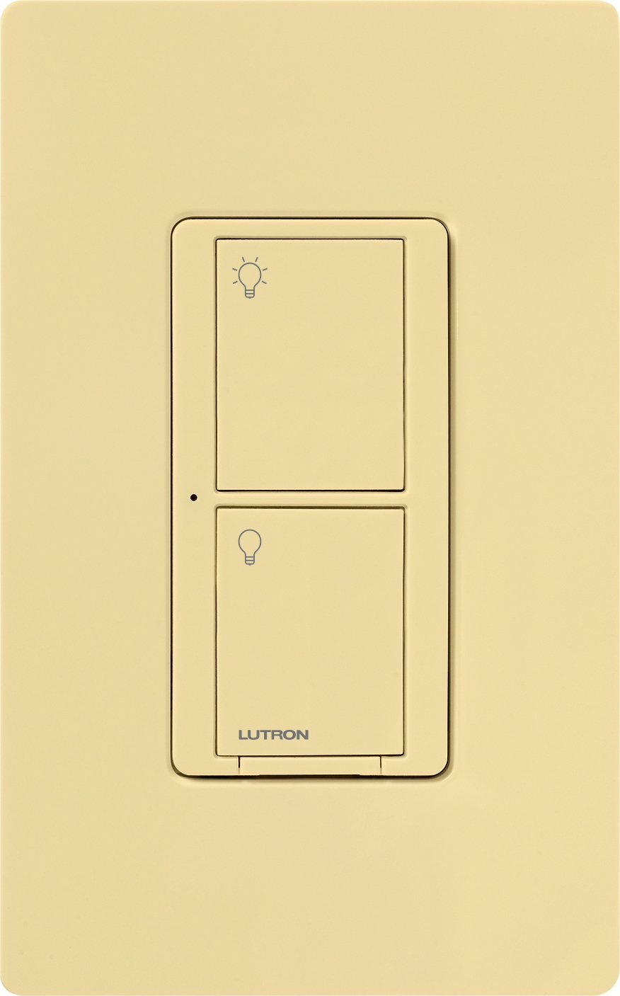 LUTRON SMART LIGHTING SWITCH FOR ALL BULB TYPES AND FANS (PD-6ANS-IV ...